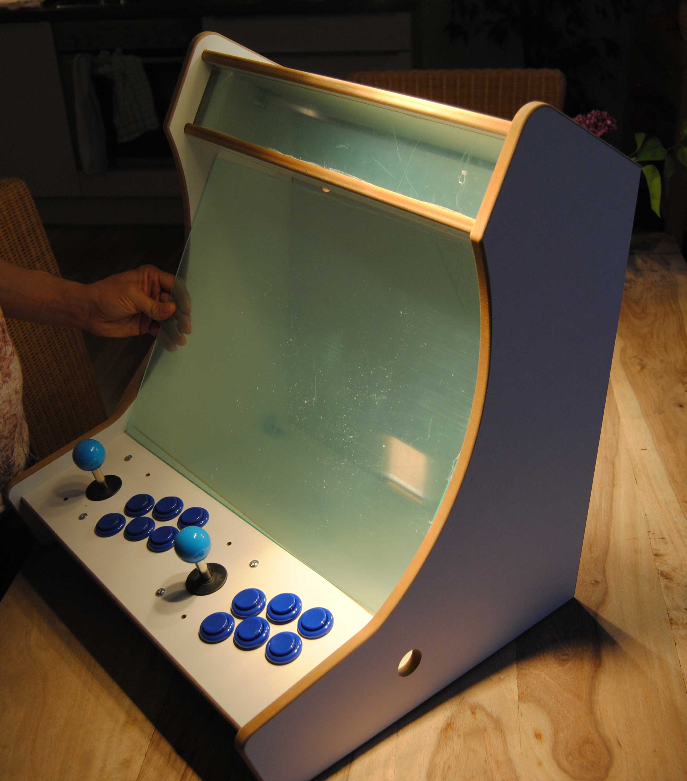 Arcade Bartop DIY Kit