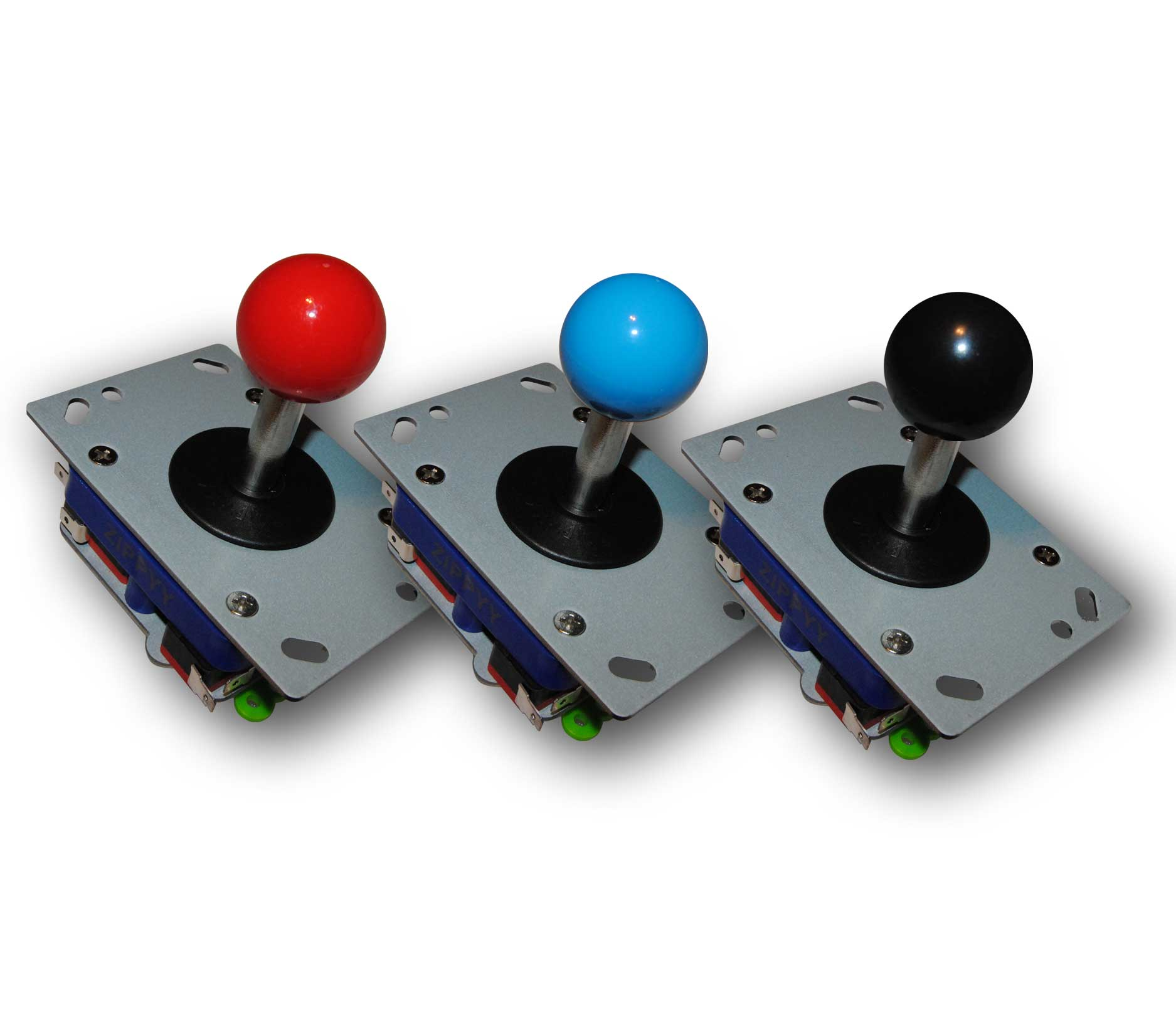 Zippy joysticks kurz